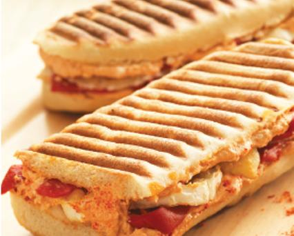 Nos Sandwichs / Paninis